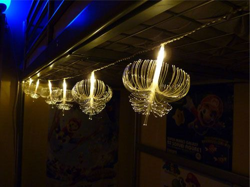 FIBRE-OPTIC Flower Fairy Lights