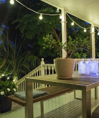 Outdoor Fairy Lights Outdoor String & Party Lights NZ