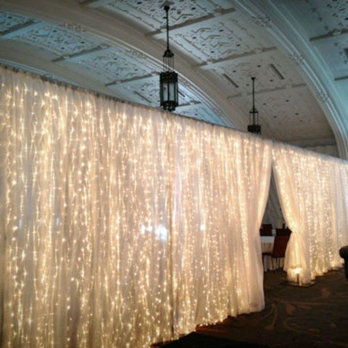 Wedding lights LED Curtain Fairy Lights