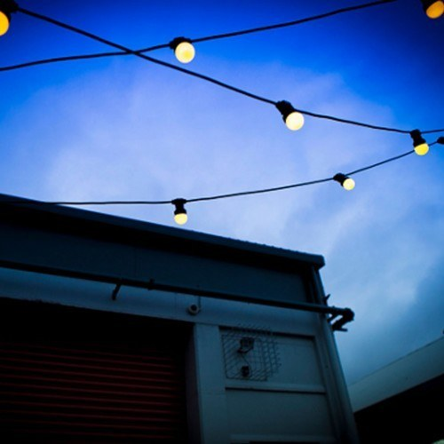 FESTOON party lights 20m - warm white LED