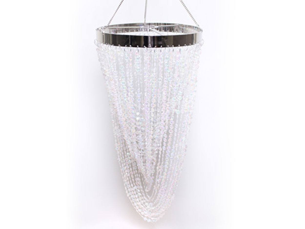 Chandelier lamp shade crystal twist aloadofball Gallery